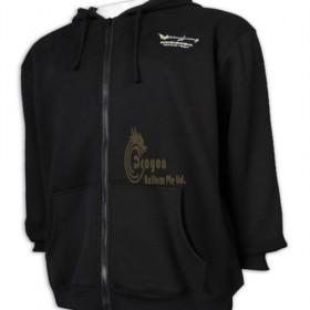 Z477  Customized men's Hooded Jacket