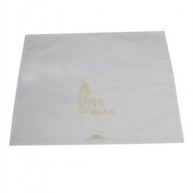 A191  Custom made embroidered small square napkin
