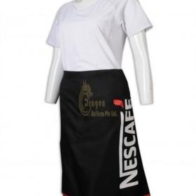 AP159   Make apron black