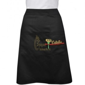 AP079 Deliver to   Design dining apron style