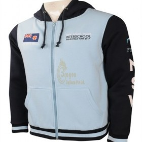 Z390 Deliver to Cantonment Custom made sweater coat with sample