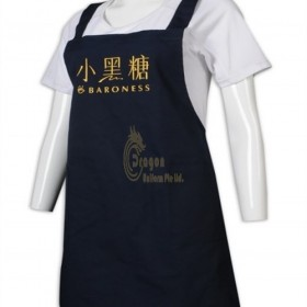 AP163  Custom made apron