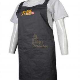 AP157   Custom made apron