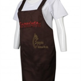 AP160  Custom made apron