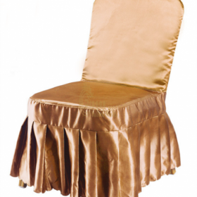 SC013  Making multicolor chair cover style