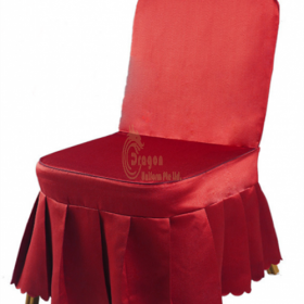 SC011  Chair cover garment factory