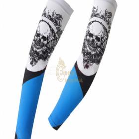 IS012   Custom made ice silk sleeve style