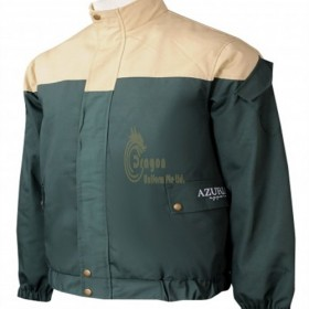 D333  How to Purchase Tailored industrial uniform coat