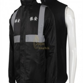 SE057  How to Find  Design two piece security windbreaker