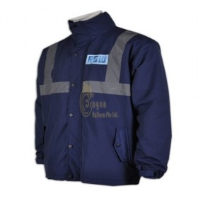 D145  Send to Geylang Bahru  Customized industrial uniform coat